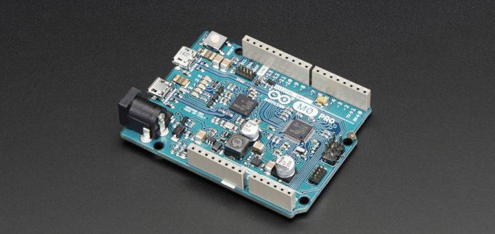 Arduino M0 PRO: programming the core ARM Cortex-M0+ and the SAMD21